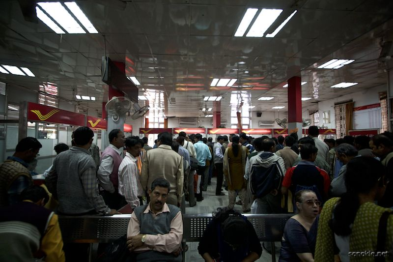 kolkata post office
