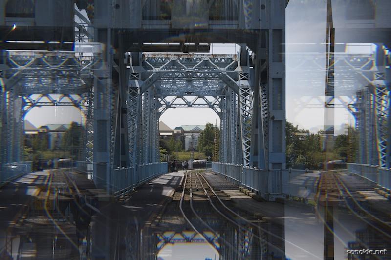bridge mirage