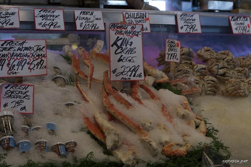 crab legs