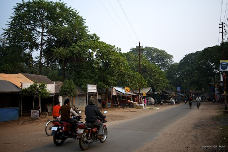 road to bolpur