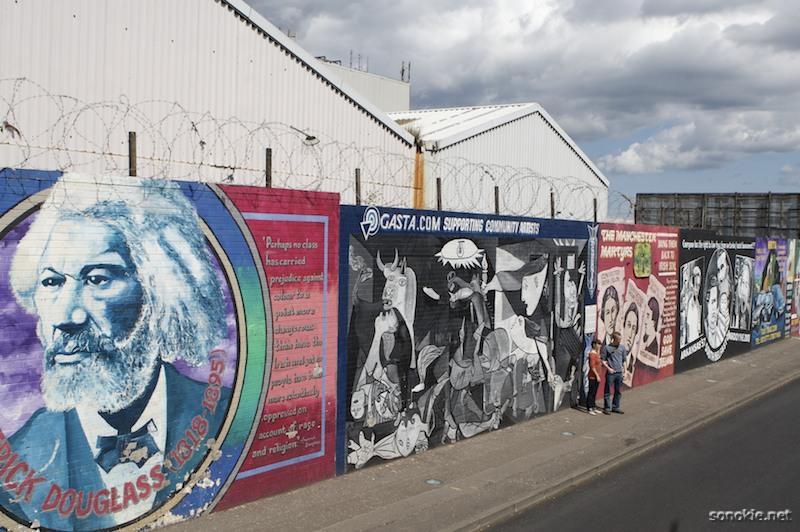 belfast guernica